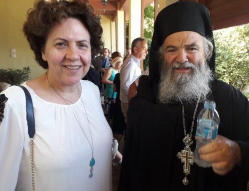 Αθηνά Τραχήλη: Η ιστορίαμας Φάρος για το αύριο
