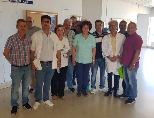 Αθηνά Τραχήλη στο Νοσοκομείο Ρίου: Απ' την Δευτέρα ξεμπερδεύουμε με τις περιπέτειες